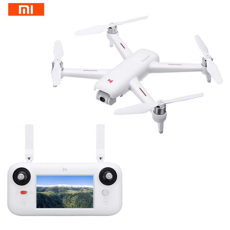 InStock Xiaomi FIMI A3 5,8G GPS Drone 1 KM FPV 25 Minuten Mit 2-achsen Gimbal 1080 P HD Kamera RC Quadcopter Professionelle RTF