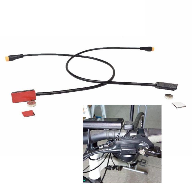 2 * hydraulische Mechanische Bremse Sensor Für Ebike Bafang Mitte Motor BBS01 02 BBSHD