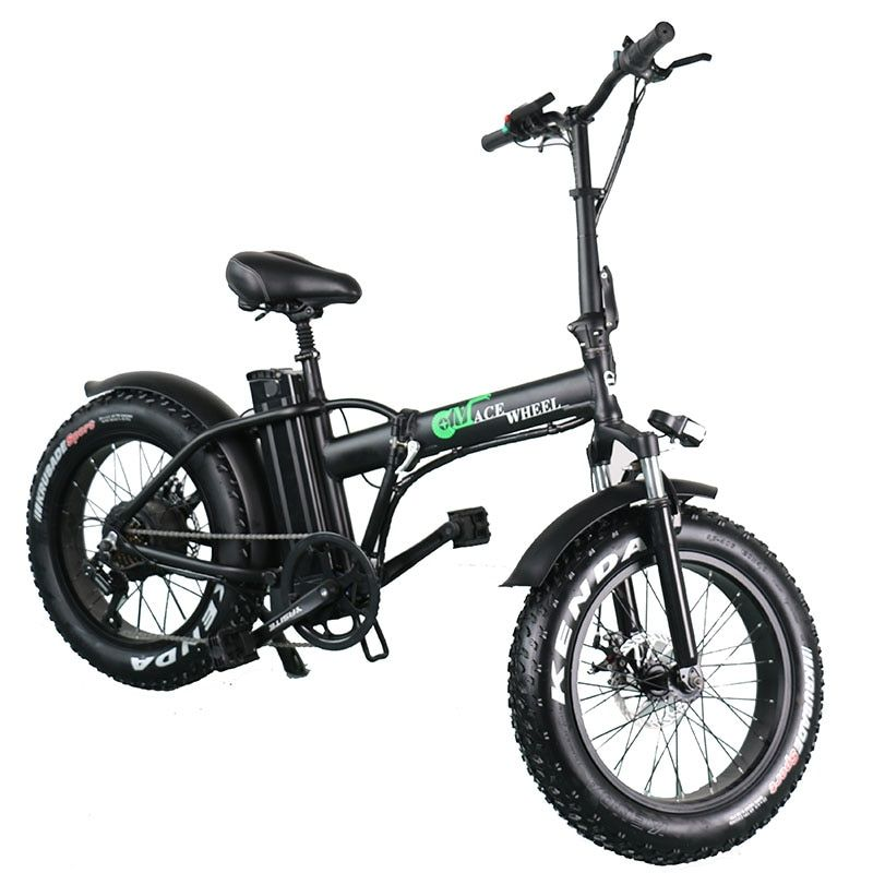 Europa Lager 2 Rad Fett Reifen 500 W Elektrische Fahrrad Mit 48 V 15ah Abnehmbare Batterie für Erwachsene Elektrische Fahrrad zyklus