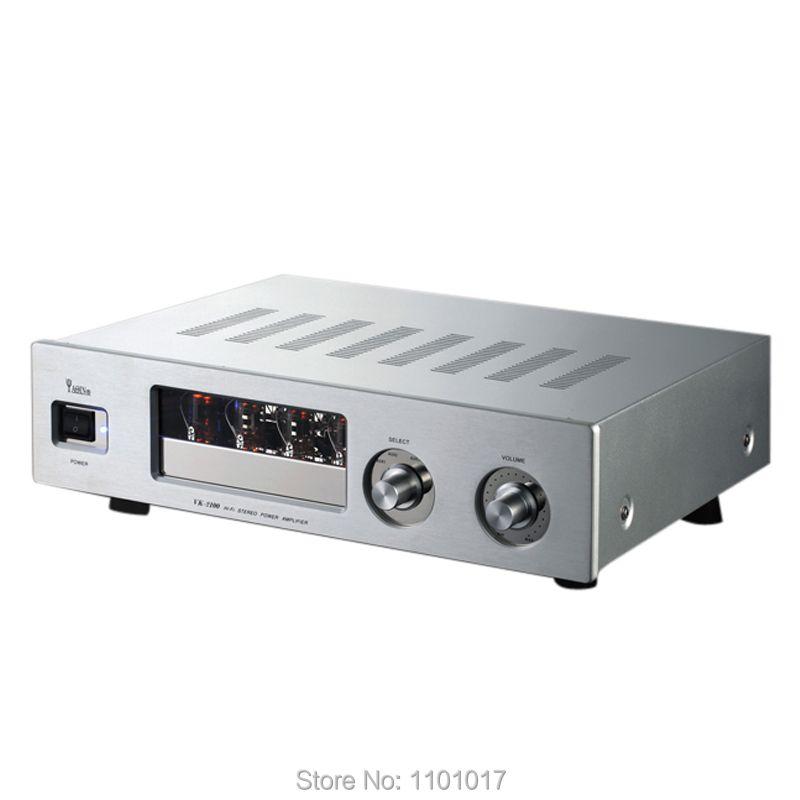 YAQIN VK-2100 Hybrid Tube Amplifier HIFI EXQUIS SRPP circuit lamp amp