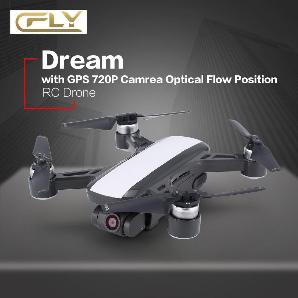 LeadingStar Dream 5G Altitude Hold Drone GPS Optical Flow Positioning Follow Me RC Quadcopter One Key Return