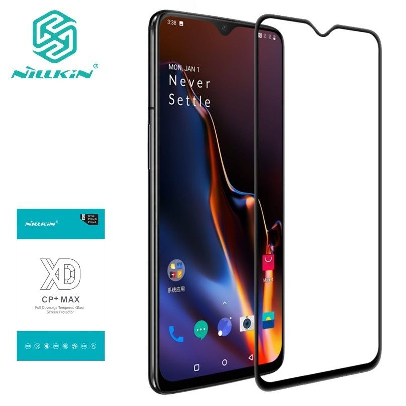 Oneplus 7 Tempered Glass Oneplus 6T Screen Protector Nillkin XD CP+MAX Anti Glare Safety Protective Glass film For One plus 7