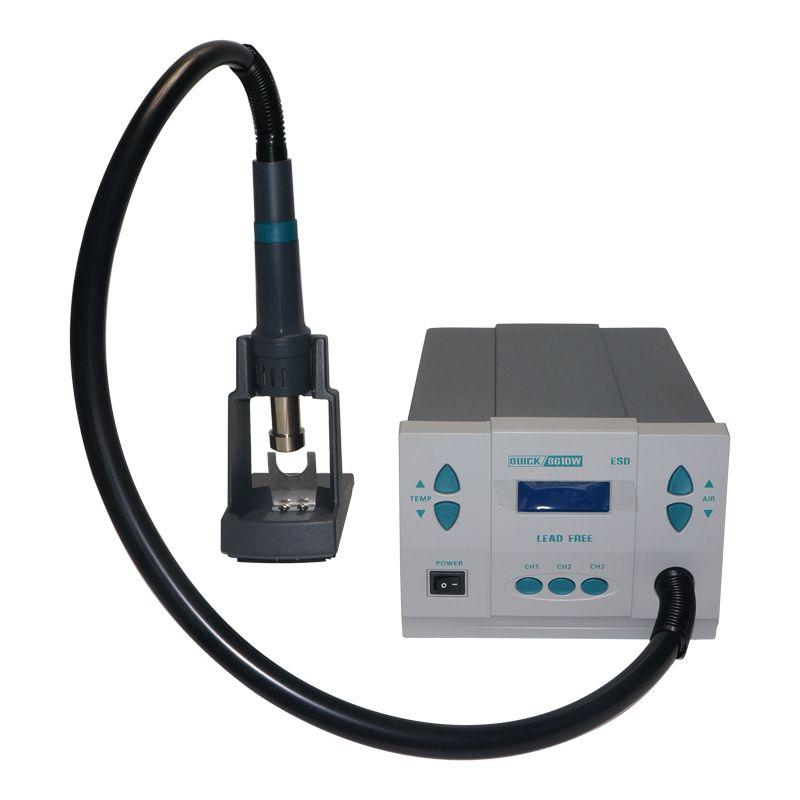 Hot Air Desoldering Station 861DW Digital Display Lead-free Intelligent Temperature Control Rework Station 1000W