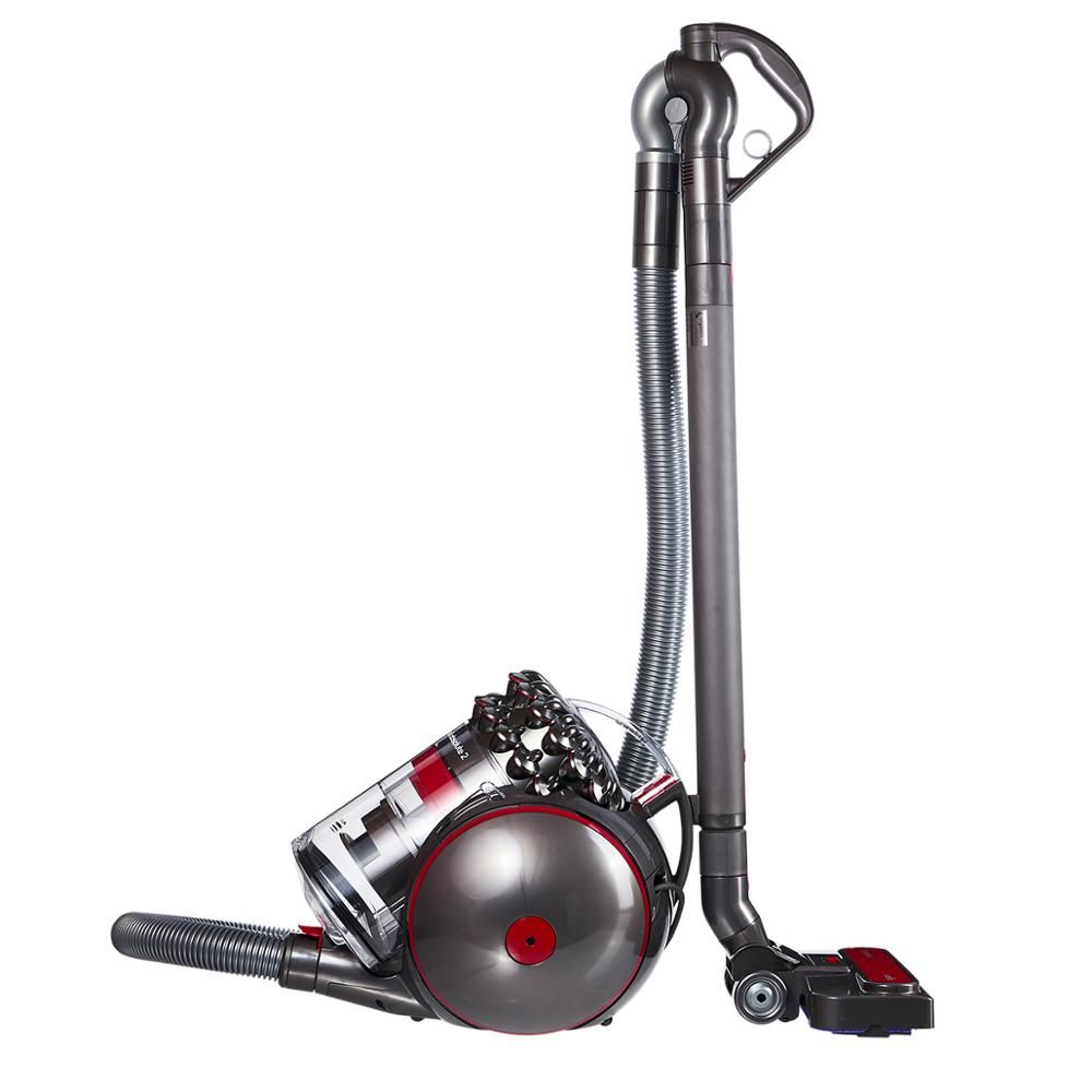 Dyson Cinetic Big Ball Absolute 2 Staubsauger 164 W Hand Vakuum Zyklon Technologie Reduziert Lärm 1, 6L Erfassen Feine Staub Hause