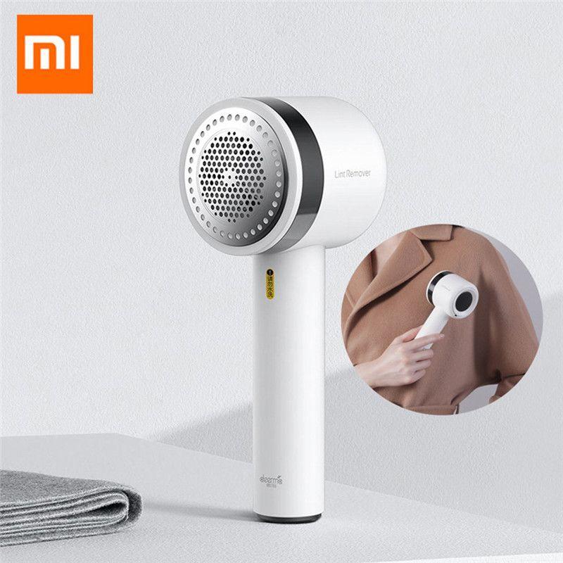 Xiaomi Deerma sans fil vêtements dissolvant de peluches Fuzz rasoirs pour chandail vêtements charpie coupe Machine pilule dissolvant pour la maison
