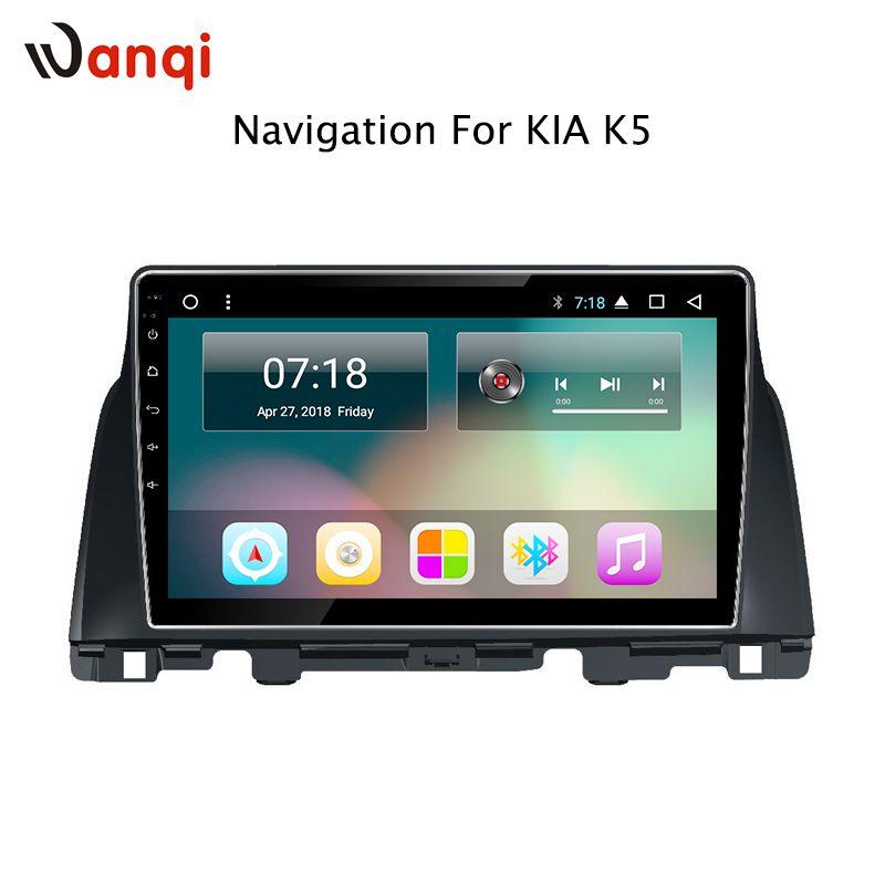 10,1 zoll Android 8.1 auto GPS Navigation für KIA K5 optima 2017-2018 Mit Bluetooth/TV/WIFI/ USB/Radio/video