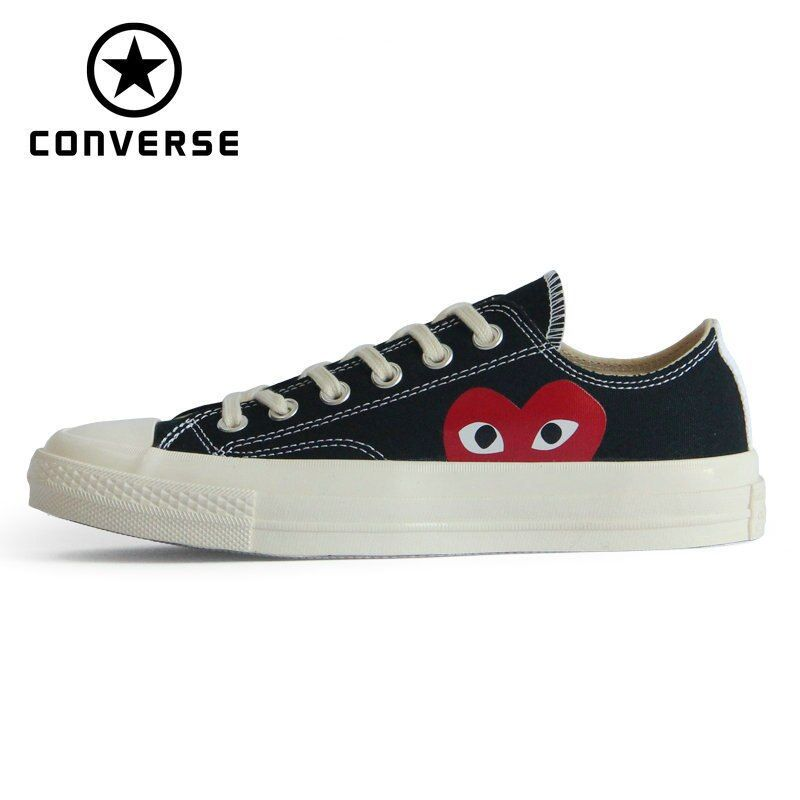 Converse Chuck 70 All Star Woman Skateboarding Shoes Original CDG X Converse 1970S Men Sneakers # 150206C