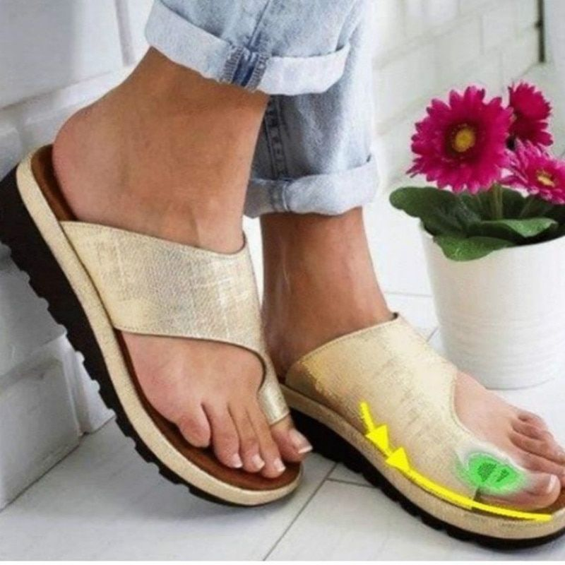 SWYIVY Slippers Shoes Women Comfy Platform Summer Flip Flops Causal Shoes Female 2019 Hot Big Toe Neno shoes Slippers For Women