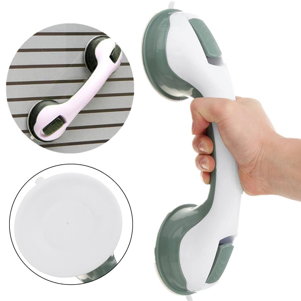 1 PC salle de bains ventouse poignée barre d'appui pour personnes âgées sécurité toilette baignoire douche baignoire salle de bains douche poignée poignée Rail Grip