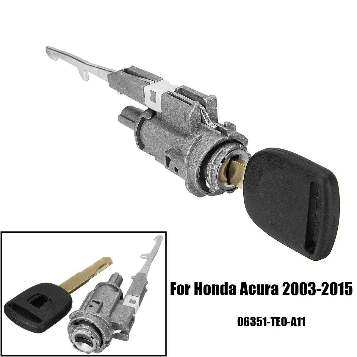 Zündung Zylinder Schloss Schalter mit Schlüssel 06351-TE0-A11 für Honda für Acura/Civic/CRV/CR-V Pilot MDX RDX TSX ZDX TL 2003-2015