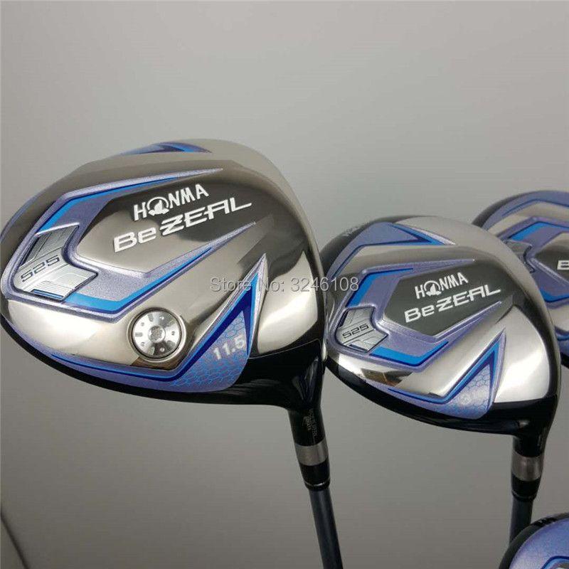 Nouveau femmes Golf Clubs HONMA BEZEAL 525 Golf pilote 11.5 loft HONMA Clubs pilote Golf Graphite arbre L Flex Cooyute livraison gratuite