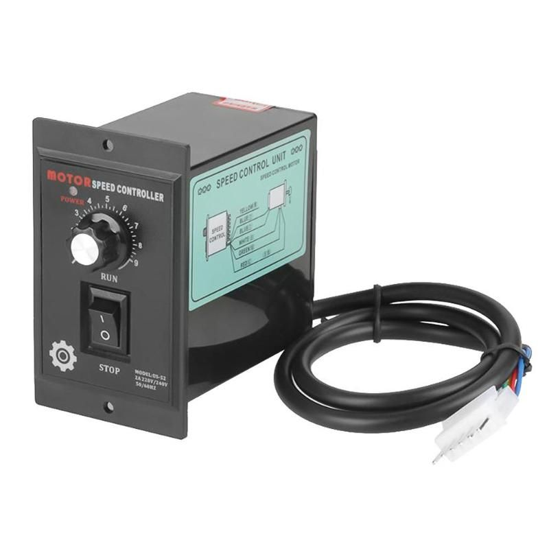 400W AC 220V Motor Speed Controller Pinpoint Regulator Controller Forward and Backward Motor Speed Controller