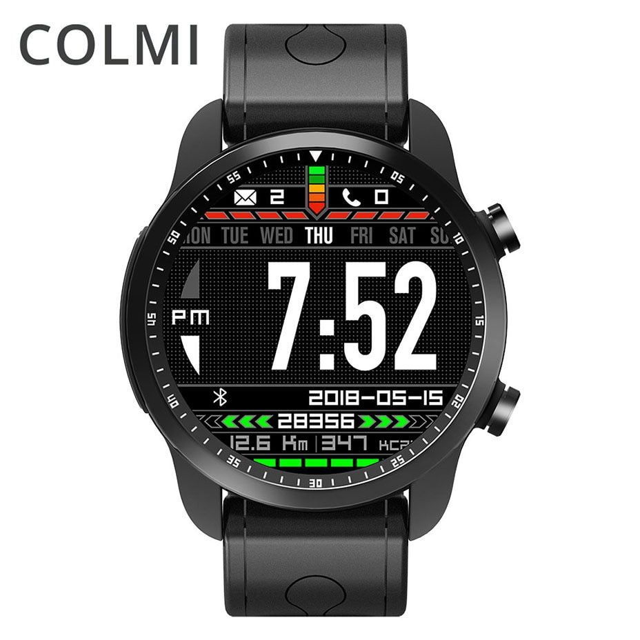 COLMI CKC03 Android 6.0 Smartwatch Phone GPS Wifi 4G MTK 6737 1.2GHz Smart Bracelet GPS MTK6580 Quad Core 1GB 16GB