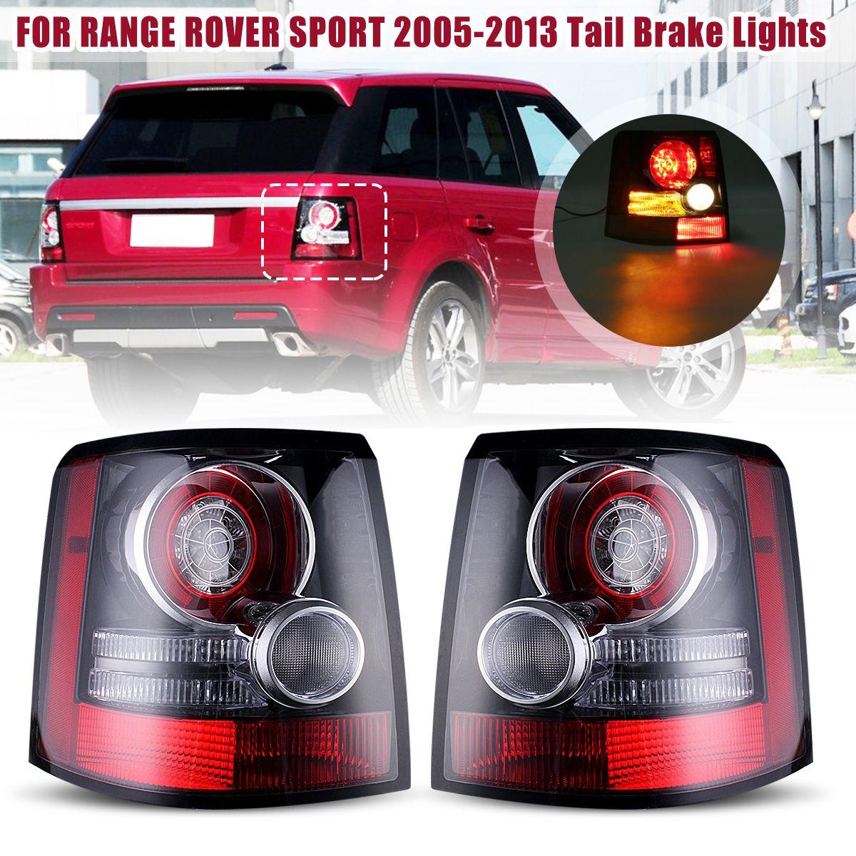 1 paar Für Land Rover Range Rover Sport 2005 2006 2007-2013 Hinten Schwanz Bremse Lichter Stoßstange Reflektor Schwanz bremse Stop Licht