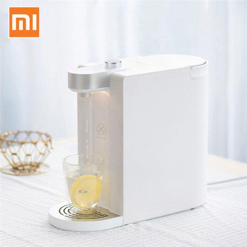 Xiaomi SCISHARE Smart Instant Heizung Wasser Dispenser Heizung Wasser 3 Sekunden Instant 1800 ml Wasser Dispenser mit LED Licht
