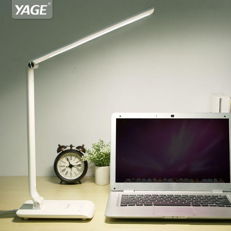 Led Cold/Warm Light Table Lamp Desk Table Light Led Desk Lamps Flexo Flexible Lamp Office Table Light Bureaulamp Led Lamp Table