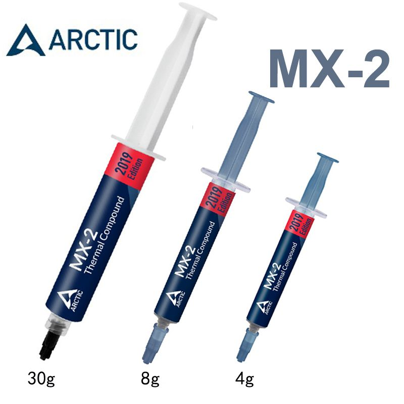 ARCTIC MX-2 4g 8g 30g processor CPU GPU COOLER Thermal Compound Thermal Grease Conductive Heatsink Plaster fan Thermal paste