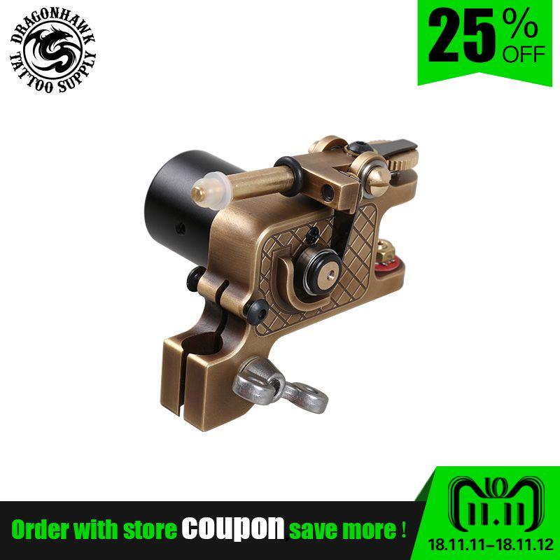 Top Quality Tattoo Rotary Machine Professional Tattoo Studio Guns Strong Motor Shader Liner