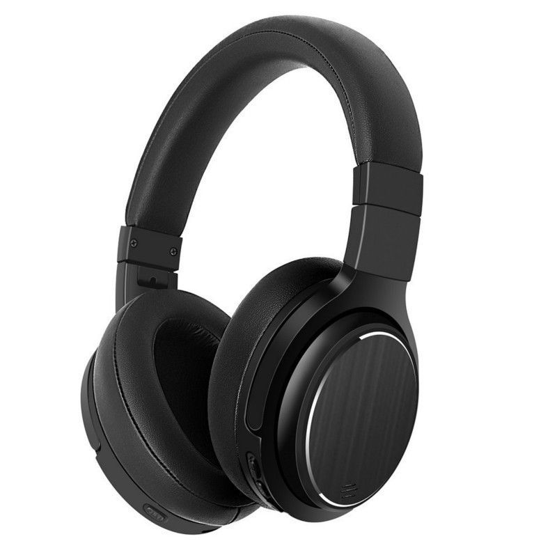 LCJCHDF M1 Active Noise Cancelling Headphones Bluetooth Headphone ANC Wireless Headset With MicroPhone For Phones And Music