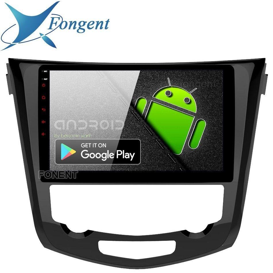 Android 9.0 Auto Radio 2 Din Gps Navi Für Nissan X-trail Qashqai 2014-2018 Px6 Dsp Ips Bildschirm 4 gb + 64 gb 8-core Rds Wifi Bt