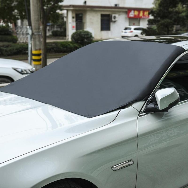 Pare-brise avant magnétique pour voiture pare-brise pare-brise pour Autos pare-brise Anti-gel Anti-buée universel pour voiture