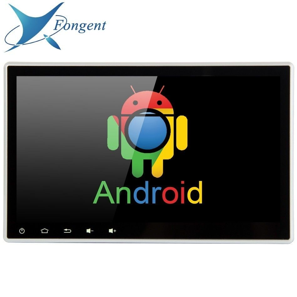 double 2 din 10.2 inch DVD Universal Android 8.0 Headunit Glonass GPS Radio Multimedia Player for all Brand Vehicle Auto Car