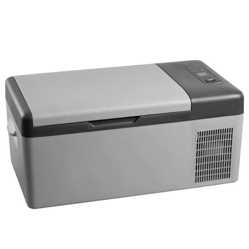 15L Kühlschrank 12 V/24 V Led Digital Tragbare Kompressor Auto Kühlschrank Einfrieren für Home Reisen-20 Grad auto Kühler Gefrierschrank