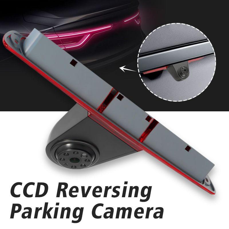 Auto CCD Hintere Kamera LED Bremslicht für Mercedes für benz/Sprinter/VW für Volkswagen Nacht Vision funktion