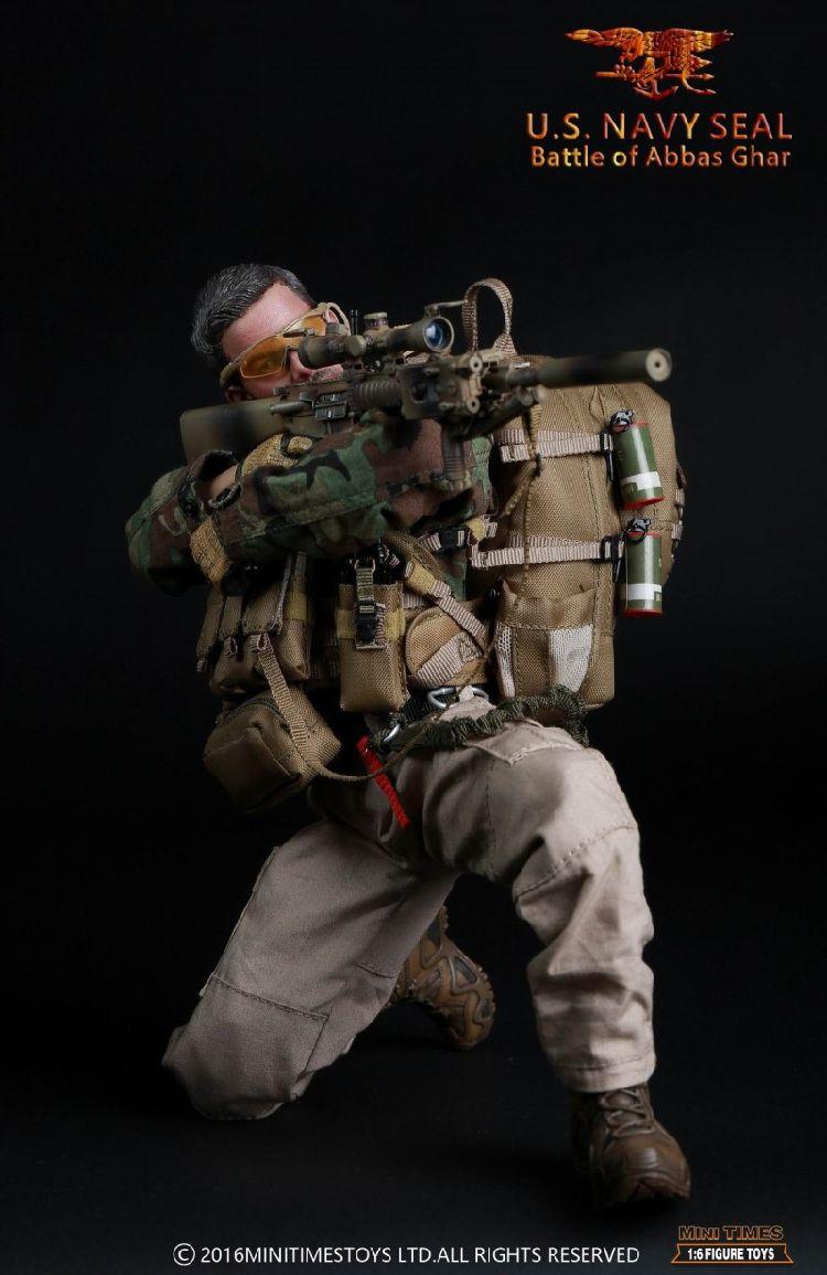 1/6 MT-M005 UNS NAVY SEAL Schlacht von Abbas Ghar Volle set Fakten für Spielzeug Geschenke Sammlungen