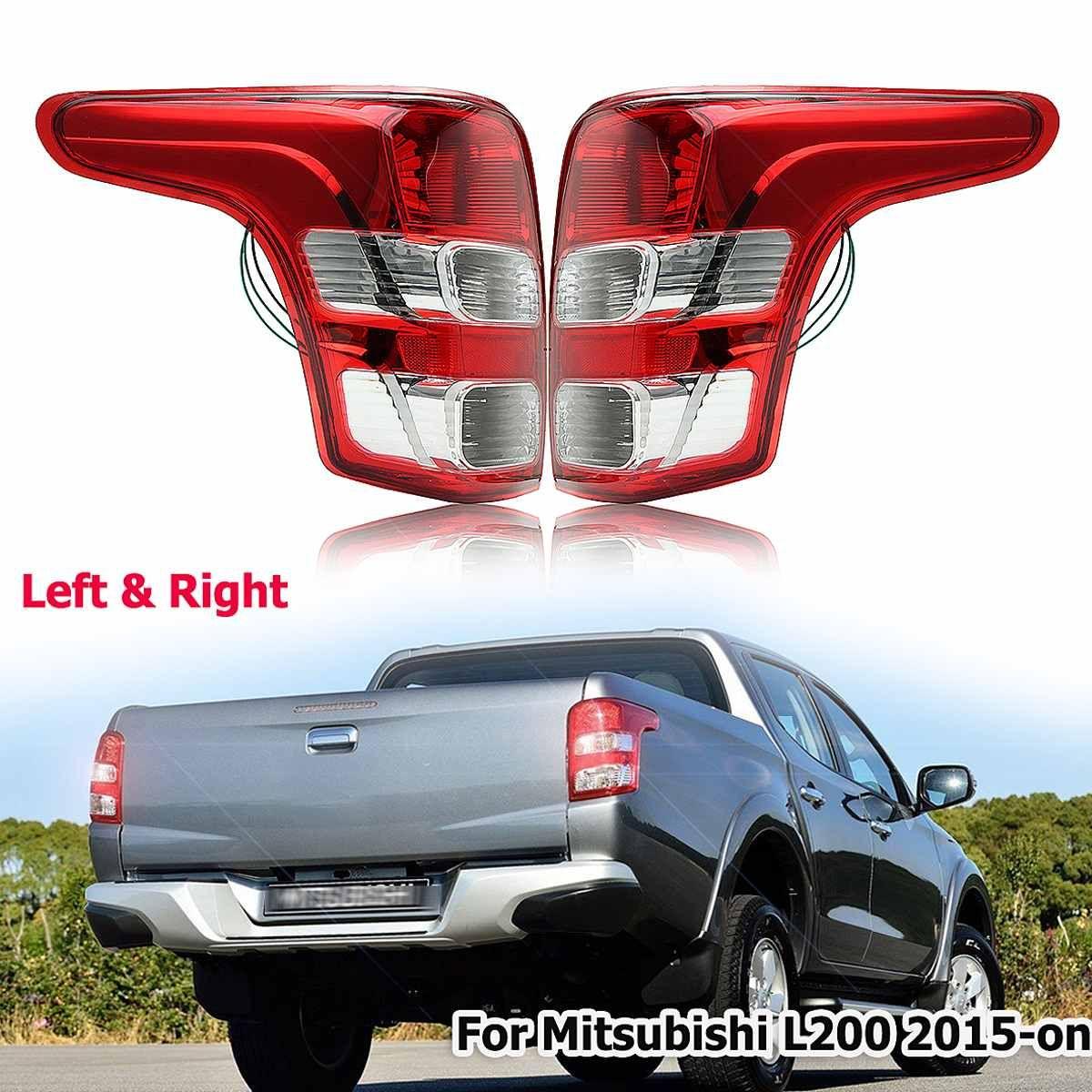 Auto Hinten Schwanz Licht Lampe LHD RHD Licht für Mitsubishi L200 für Triton für Fiat Strada 2015-up