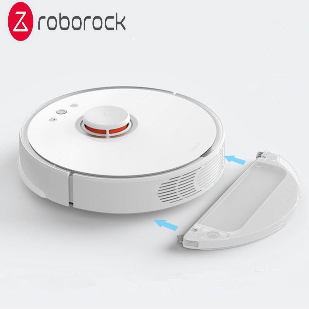 Original Roborock S50 Roboter Staubsauger 2 Für Home Automatische Kehren Staub Sterilisieren Smart Geplant Waschen Wischen