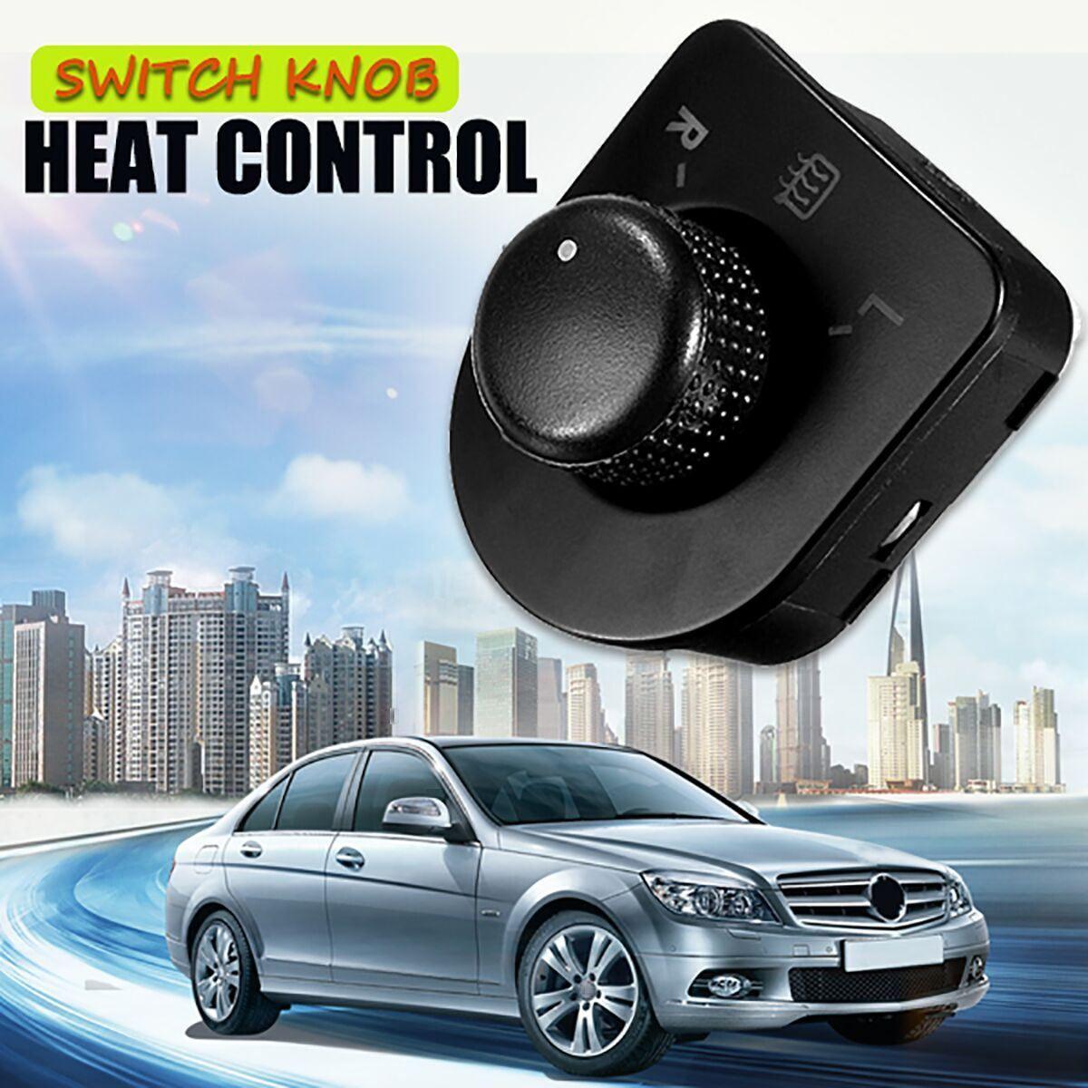 Auto Seite Spiegel Switch Knob Heat Control Für VW Beetle Passat B5 Jetta Golf MK4 GTI/R32 1998- 2006 J19595650