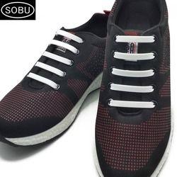 16Pcs/Lot NEW Elastic Silicone Shoelaces No-Tie Silicone Shoelaces for All Sneaker Creative Shoe Laces For shoes woman/Men G001