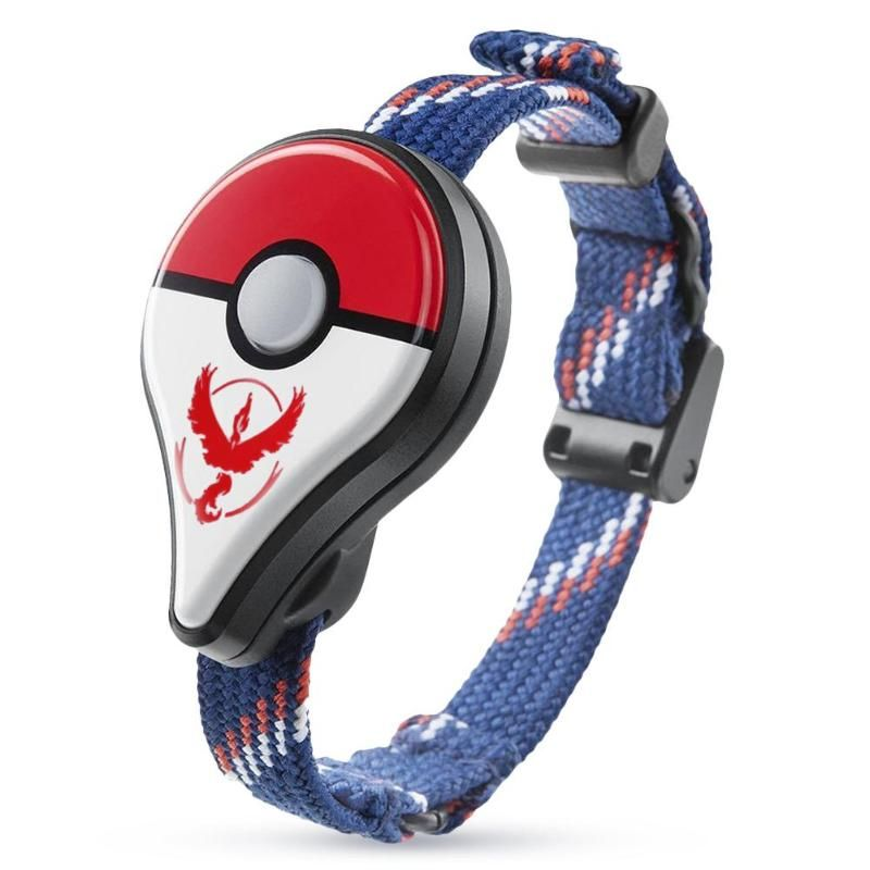 Bluetooth Wristband Bracelet No/Auto Catch Watch Game Accessories for Nintend Switch Pokemon Go Plus Interactive Toy and Charger