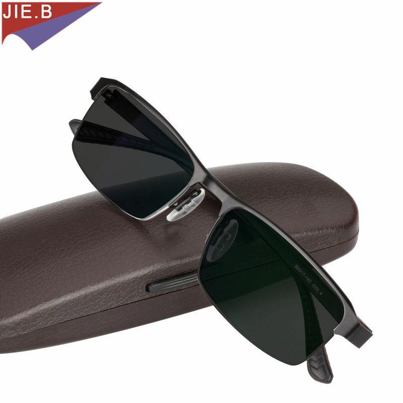 Lunettes de soleil en alliage de titane Transition lunettes de lecture photochromiques pour hommes hyperopie presbytie avec diopters lunettes presbytie
