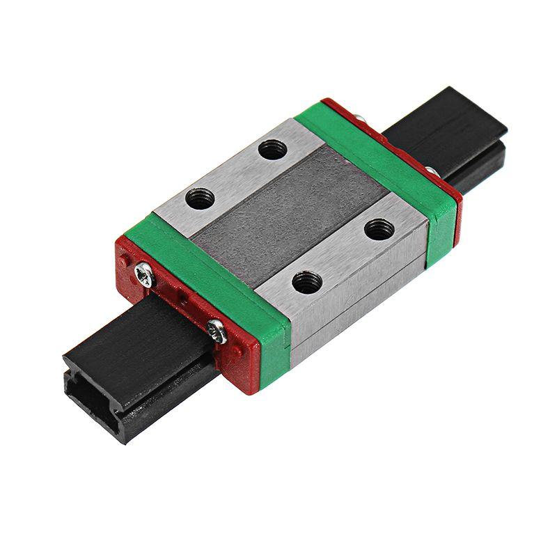 1 pièces MGN9C palier de Rail linéaire en acier pour MGN9 Guide de Rail linéaire CNC outil de matériel