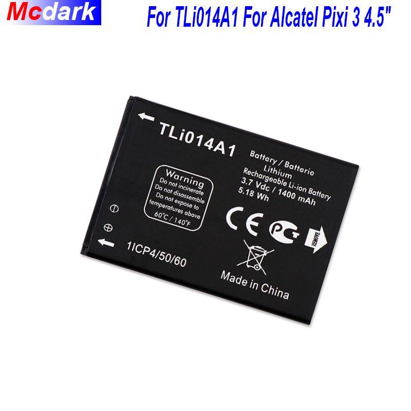 Tli014A1 Battery For Alcatel M'Pop 5020 5020D fire 4012 4012A 4012X 4007D Pixi 3 4.5