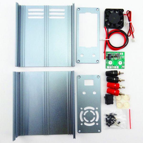 DP Und DPS Power Versorgung Gehäuse Digital Control Buck 2 Arten Aluminium Gehäuse Konstante Spannung Strom Gehäuse