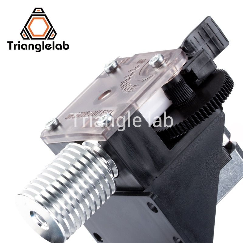 Trianglelab 3D printer titan Extruder for desktop FDM printer reprap MK8 J-<font><b>head</b></font> bowden free shipping MK8 i3 mounting bracket