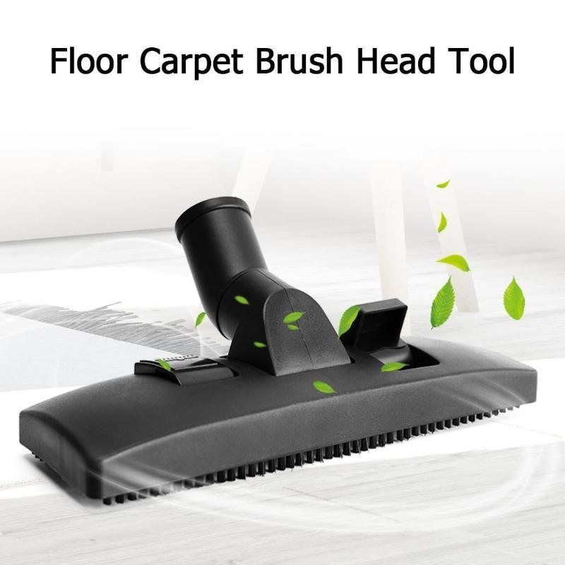 Staubsauger Zubehör Teppich Boden Düse Dual-zweck Staubsauger Kopf Werkzeug Effiziente Reinigung Pinsel Ersatz Kopf