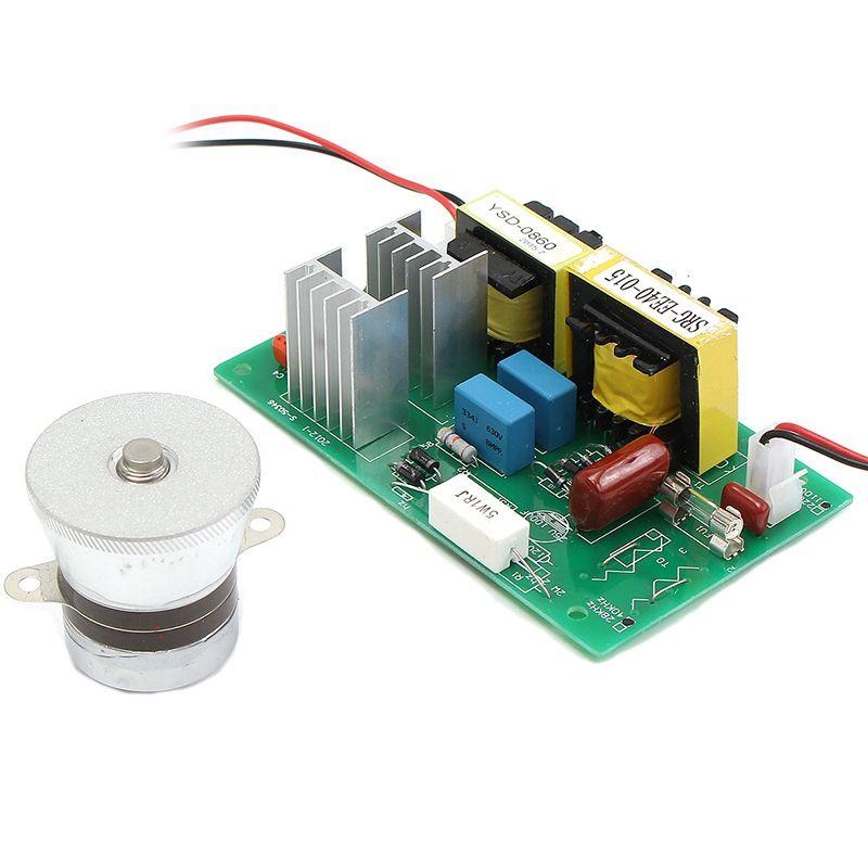 EAS-Ultraschall Reinigung Transducer Reiniger 110Vac 50W 40Khz Power Fahrer Bord Reinigung Wandler Ultraschall Reiniger Teile
