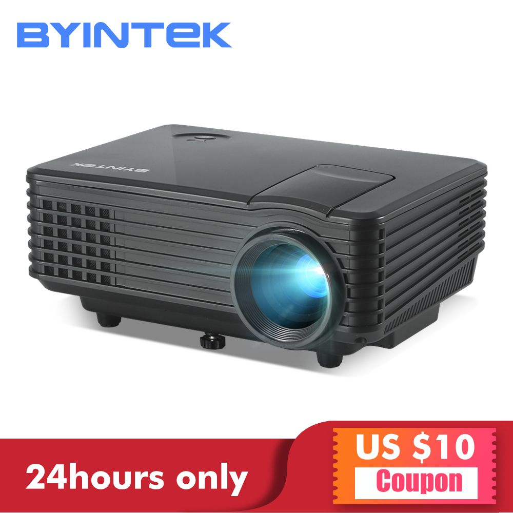 BYINTEK CIEL Y2 Home Cinéma Mini led Portable Vidéo lcd hd Projecteur Beamer Proyector avec HDMI USB Soutien 1080 P