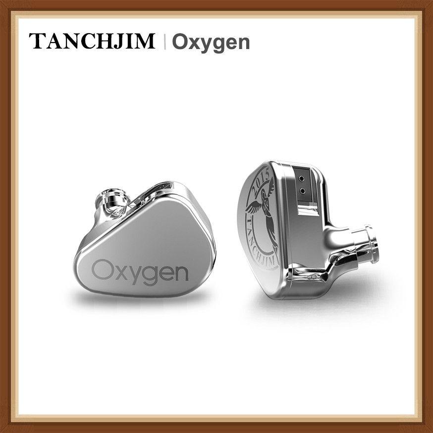 TANCHJIM Sauerstoff Kohlenstoff-nanoröhrchen Membran HiFi Musik Monitor DJ Studio In-ohr MP3 Metall Kopfhörer 0,78mm 2 Pins Ohrhörer