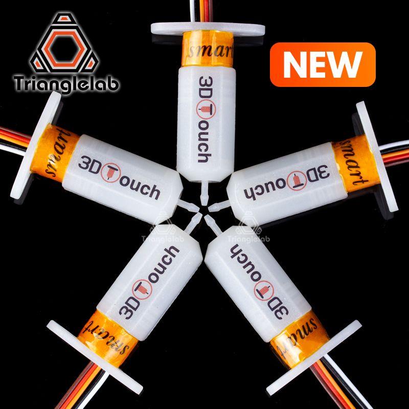 Trianglelab 2019 NOUVEAU 3D Imprimante 3D TACTILE Livraison Gratuite LIT Auto Nivellement Capteur 3d tactile capteur pour anet A8 tevo reprap mk8 i3