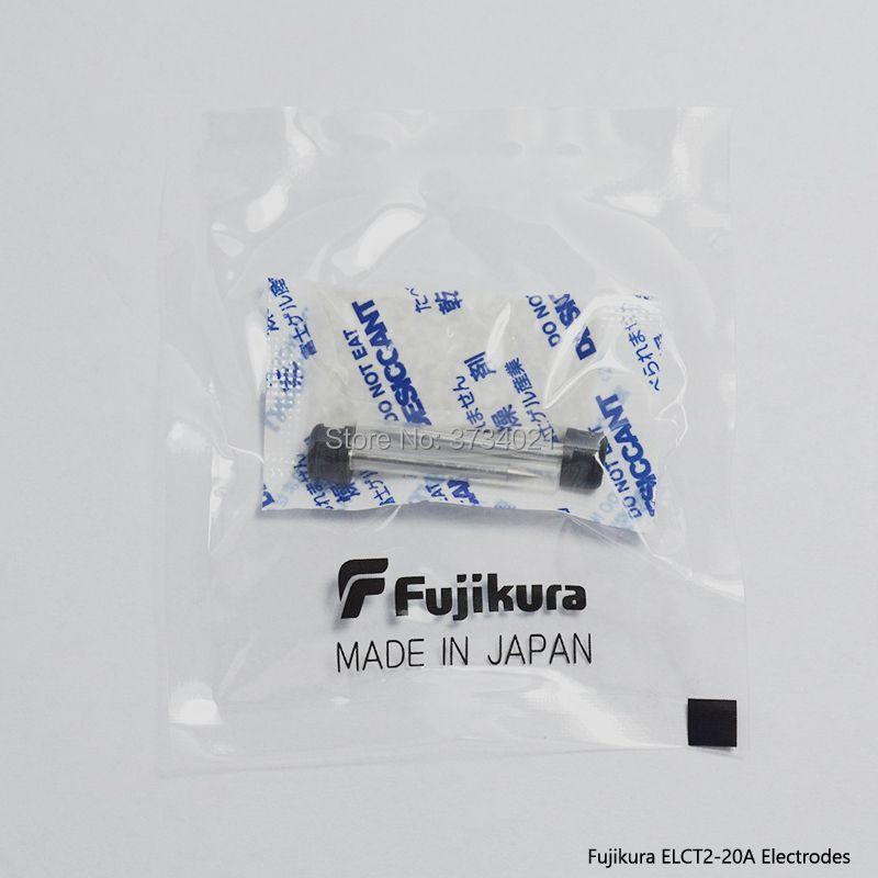 Freies Verschiffen 1 Paar Fujikura Elektroden für FSM-50S/FSM-60S/FSM-80S/FSM-70S Fusion Splicer Elektroden