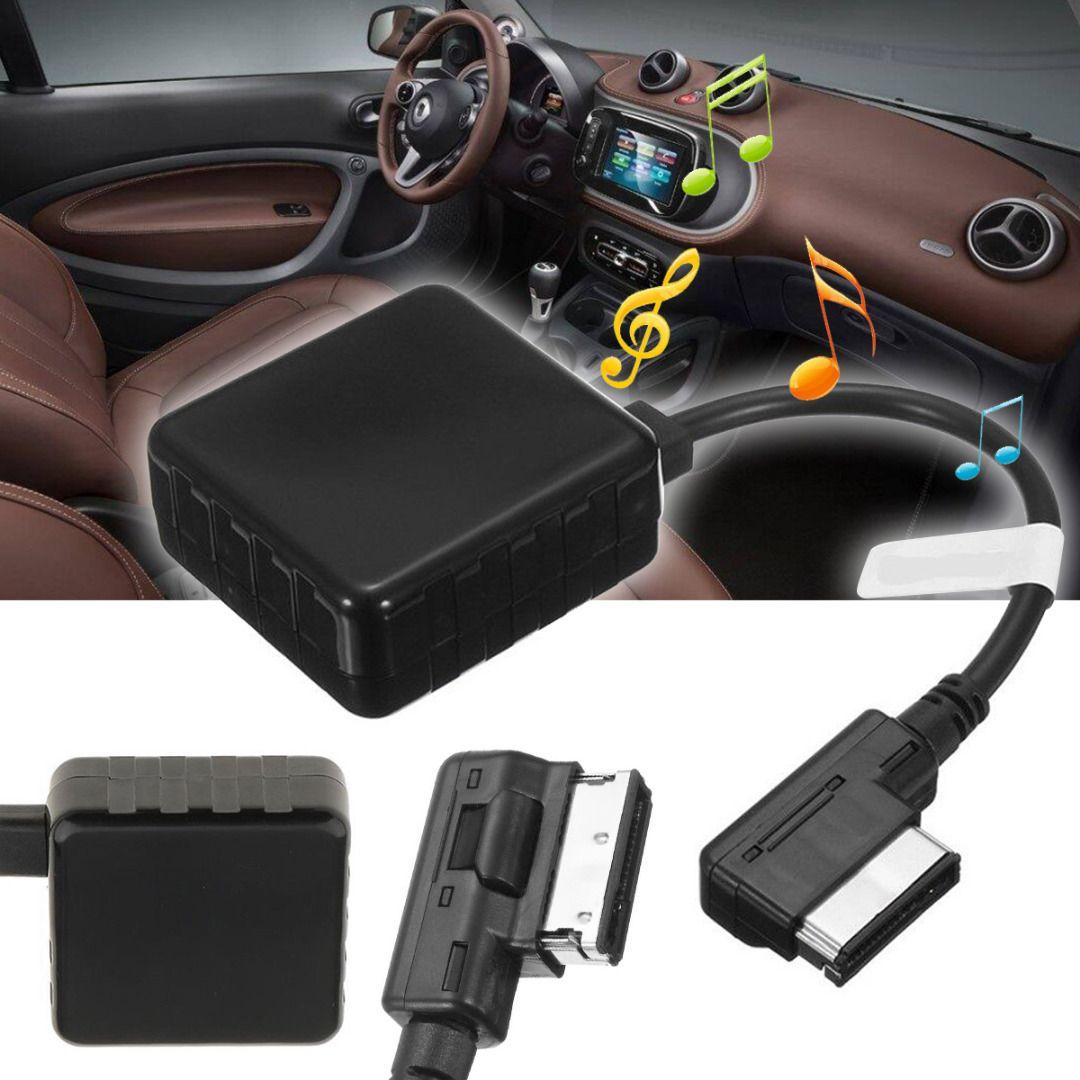 Mayitr 1 pc Auto Bluetooth Musik Stream Adapter Professionelle AMI MMI Anschluss für Audi A6L A8L Q5 Q7 3G MMI System