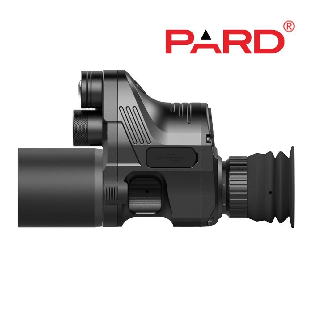 PARD NV007 1080 P HD IR Infrarot Nachtsicht Jagd Umfang Wifi APP 200 M Palette NV Optics Anblick Nacht vision Zielfernrohr Heißer Verkauf