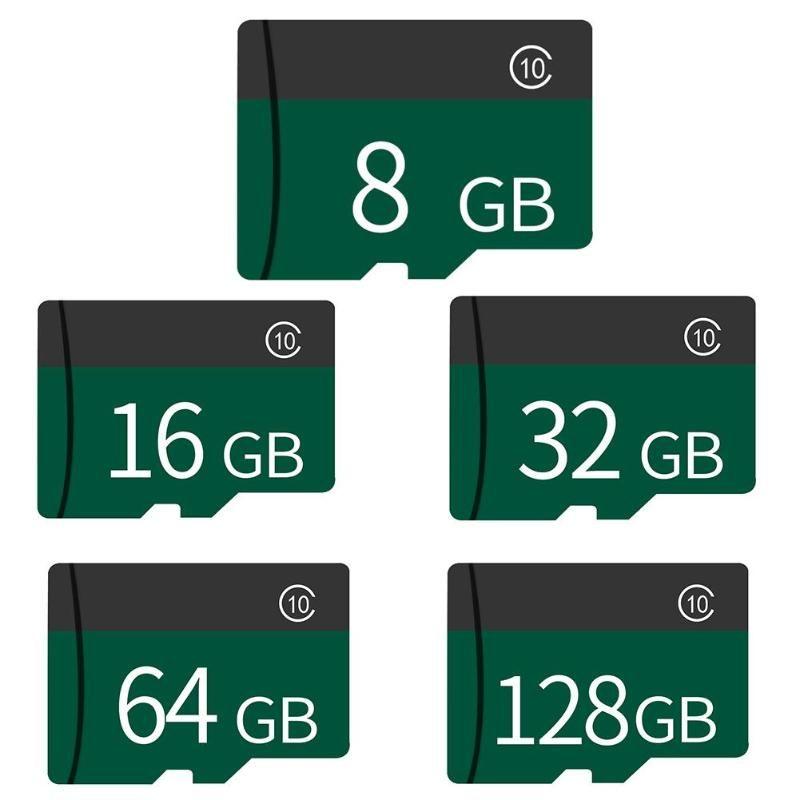 Neue 4g/8g/16g/32g/64g/128g Micro SD karte Speicher Karte TF-Karte mit Karte Fall Hülse für Kamera Auto Dricing Recorder Telefon