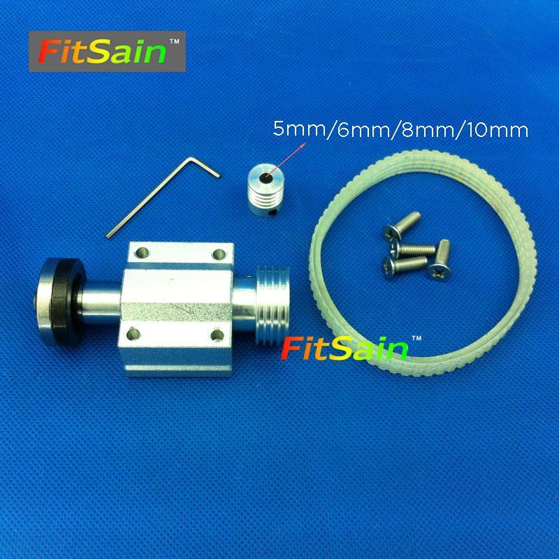 FitSain-Mini scie à table pour arbre de moteur 5mm/6mm/8mm/10mm 4