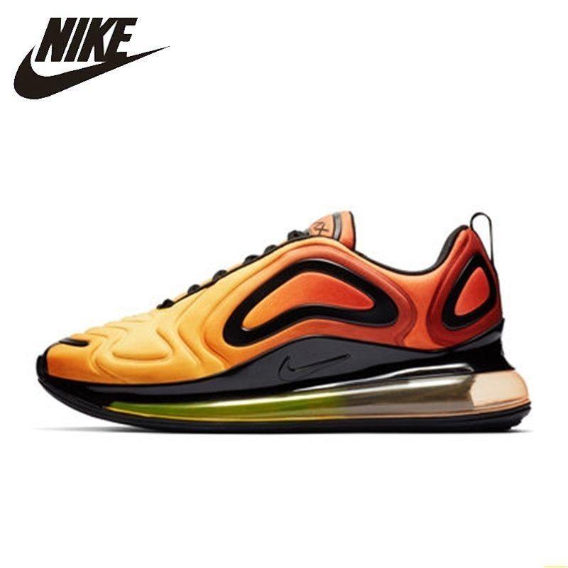 Nike Air Max 720 Original Männer Laufschuhe Komfortable Air Kissen Neue Ankunft Atmungsaktive Outdoor Sport Turnschuhe # AO2924-800